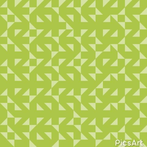 Muster Grün graphisch