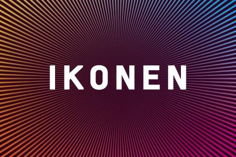 Keyvisual der Ikonen-Ausstellung