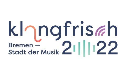 """Logo des Themenjahres """"klangfrisch"""""""
