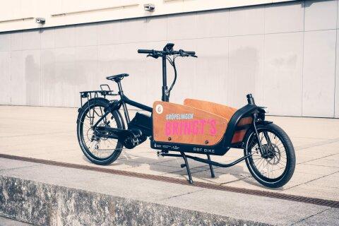 Lastenrad Verleih Gröpelingen - Das Lastenrad