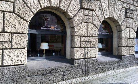 Das Restaurant la uva in Bremen