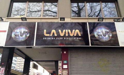 Die Diskothek La Viva in Bremen