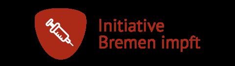 """Logo zur Initiative """"Bremen impft"""""""