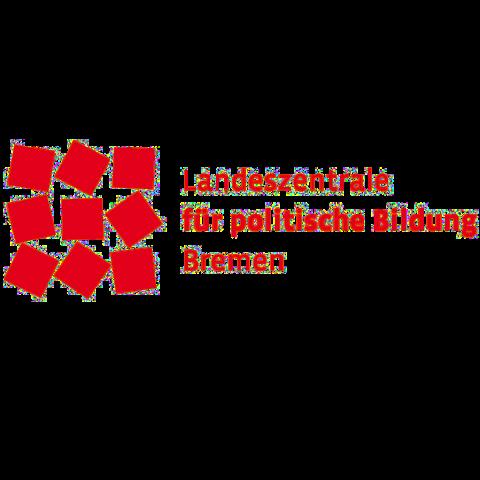 Logo mit Schriftzug: Landeszentrale für politische Bildung Bremen