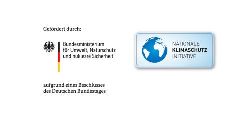 Logo der Nationalen Klimaschutzinitiative des Bundesumweltministeriums