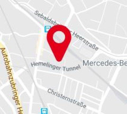 Google Maps Ortsamt Hemelingen