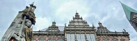 UNESCO Weltkulturerbe Rathaus und Roland