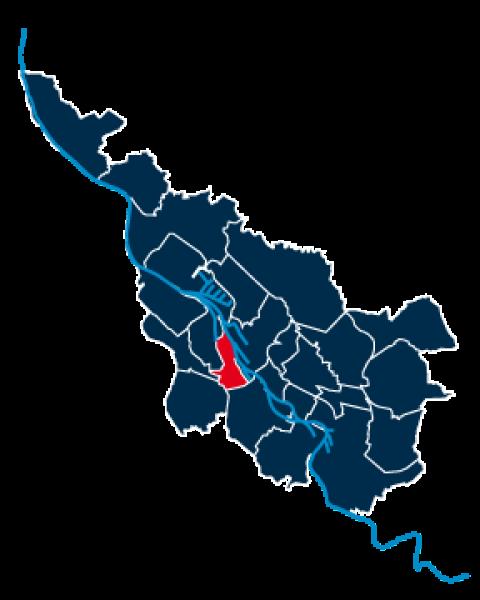 Stadtteilpolygon von Woltmershausen