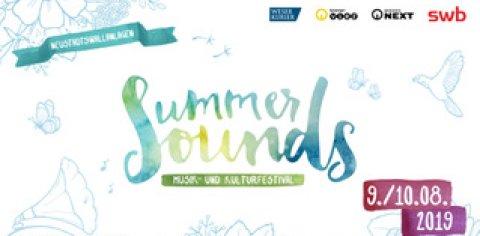 Logo der SummerSounds 2019