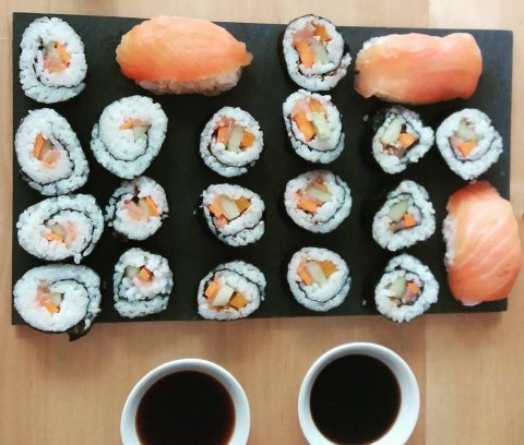 SushiPlatte