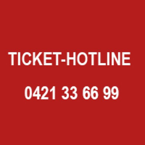Ticket Hotline Musikfest