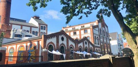 Bremer Union-Brauerei von außen