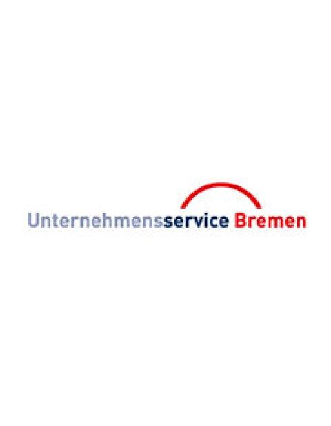 Unternehmensservice Bremen Logo