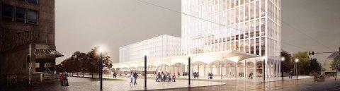 Planung des neuen Fernbus-Terminals