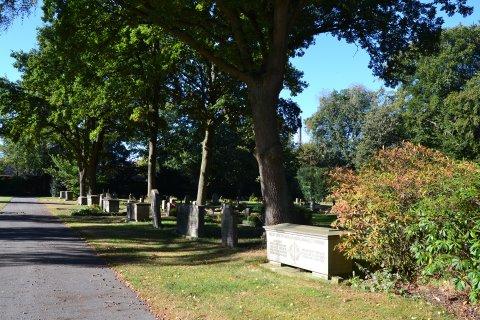 Waller Friedhof (Foto: WFB / bremen.online - VK)
