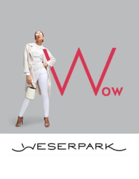 Festplatzierung Weserpark Bremen
