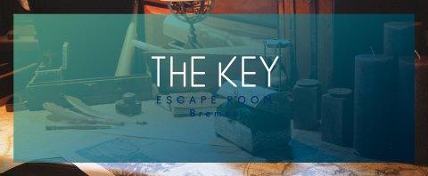 Logo The Key Escape Room