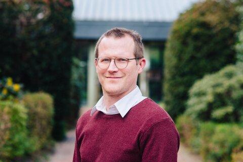 Portrait Dr. Tobias Hayer