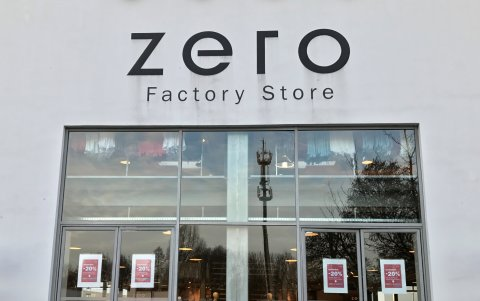 Zero Outlet Shop in Bremen