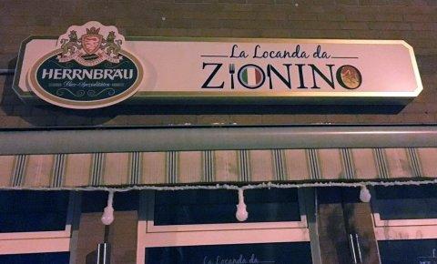 Logo vom Restaurant Zioninio