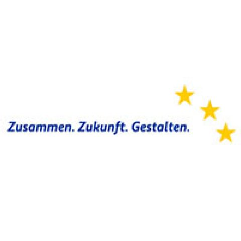 Logo mkit Schriftzug: Zusammen Zukunft gestalten