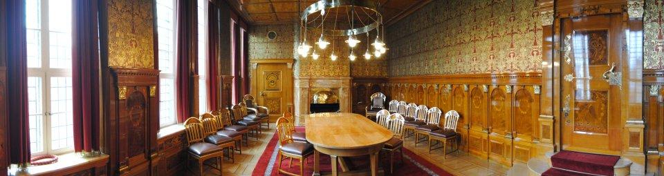 Güldenkammer im Rathaus