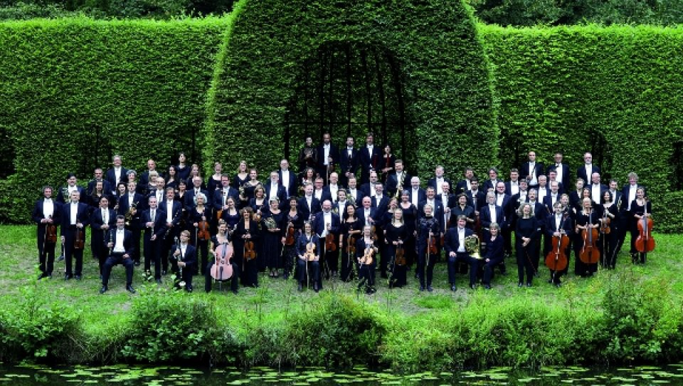 Die Bremer Philharmoniker im Bürgerpark