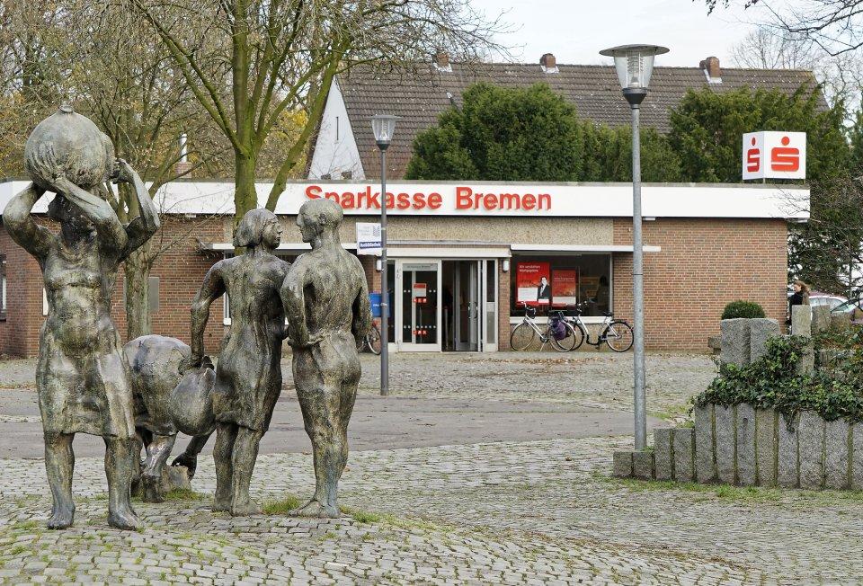Dorfplatz Arbergen