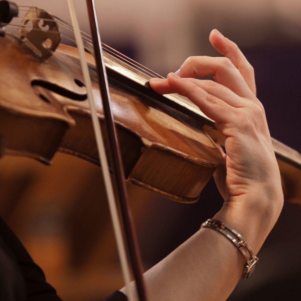 Geige; Fotolia / furtseff