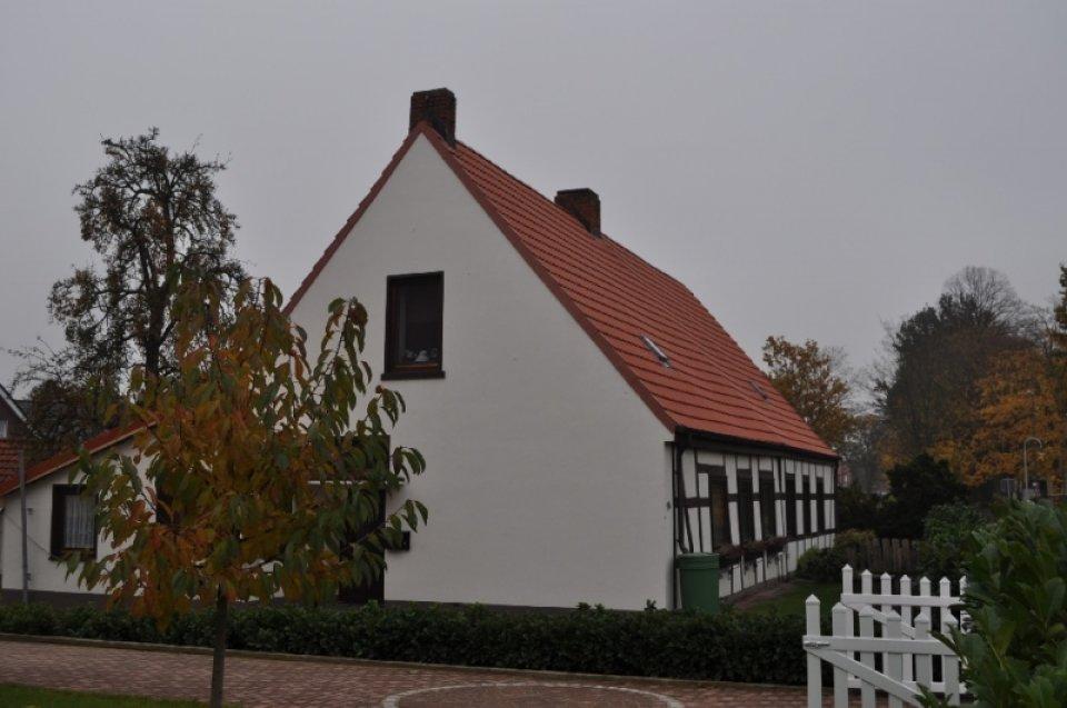 Häuslingshaus auf der Osterholzer Dorfstraße
