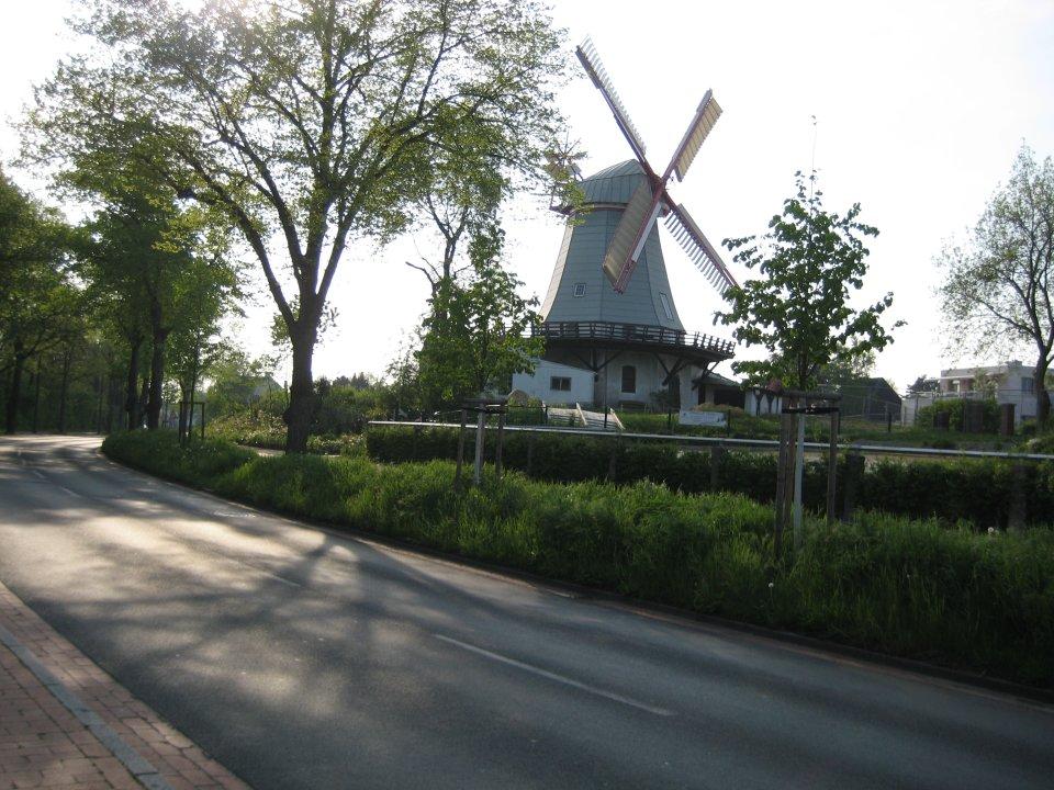 Arberger Mühle