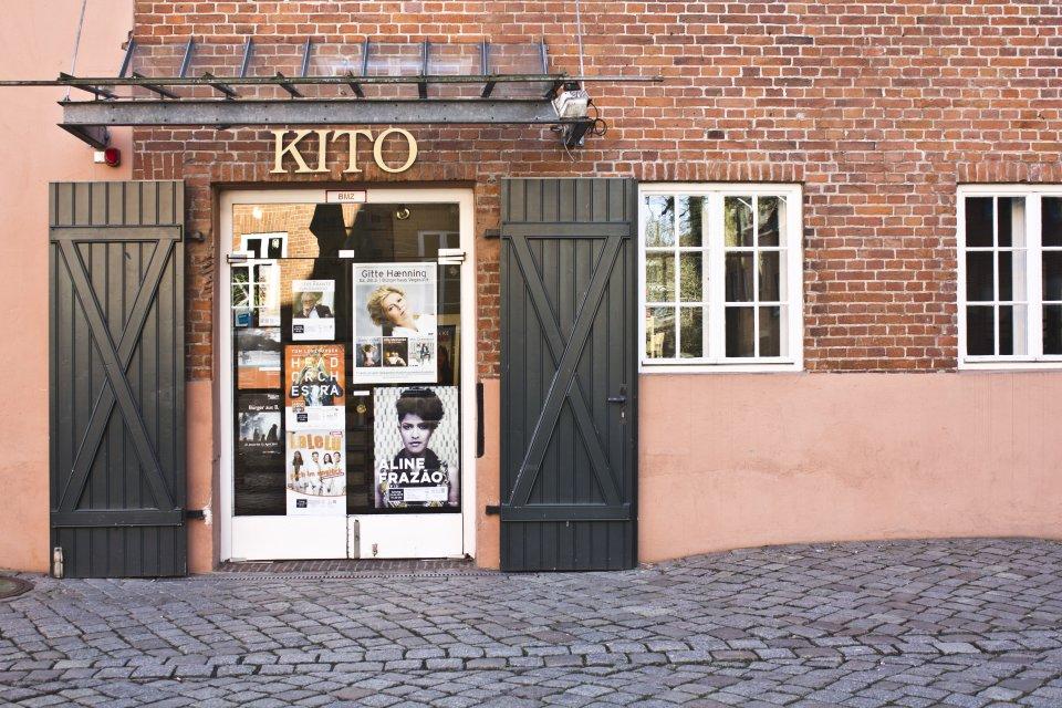 Der Eingangsbereich des KITO