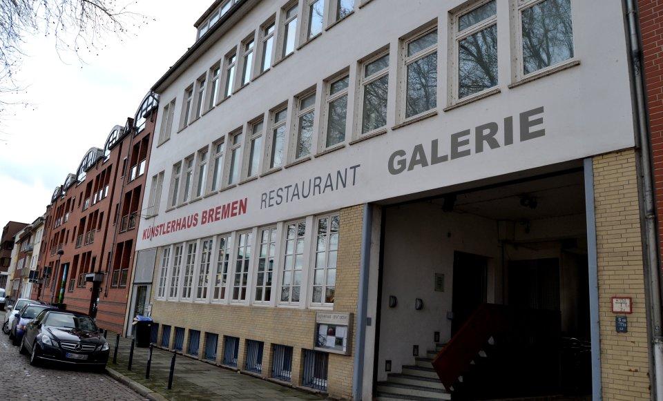 Eingang des Künstlerhaus Bremen in der Neustadt; Quelle: WFB/bremen.online - MDR