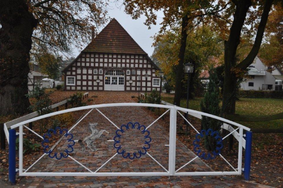 Der Schimmelhof auf der Osterholzer Dorfstraße