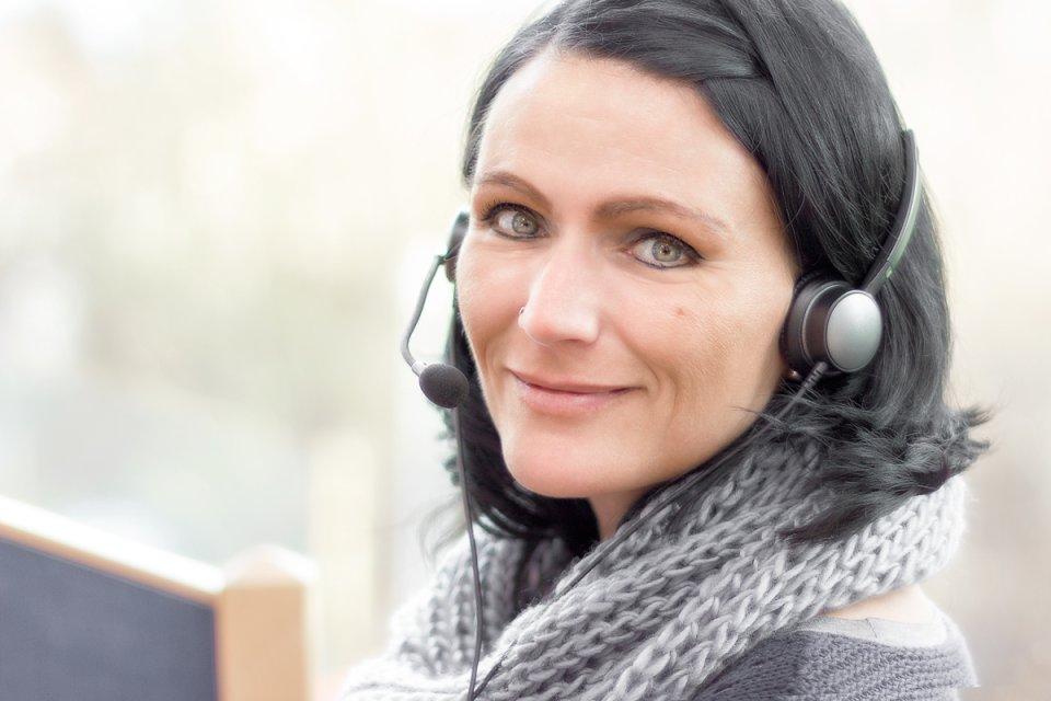 Kundenberaterin Ramona; Quelle: KiKxxl GmbH