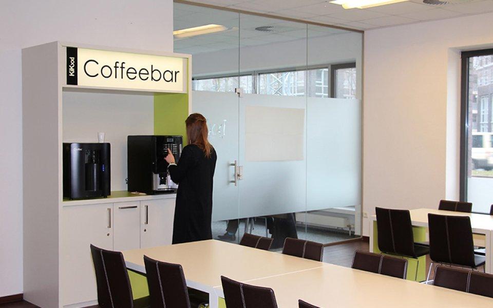 Blick in die Büroräume der KiKxxl GmbH