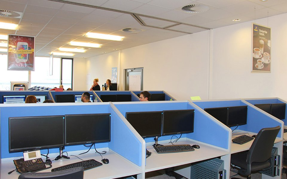 Arbeitsplätze der KiKxxl GmbH
