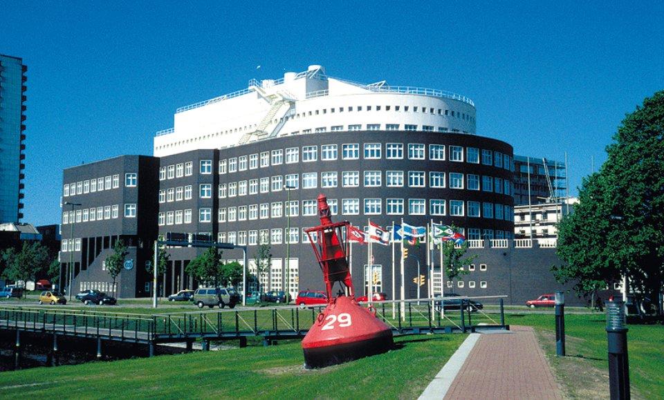 Gebäude des Alfred-Wegener-Instituts für Meeres- und Polarforschung