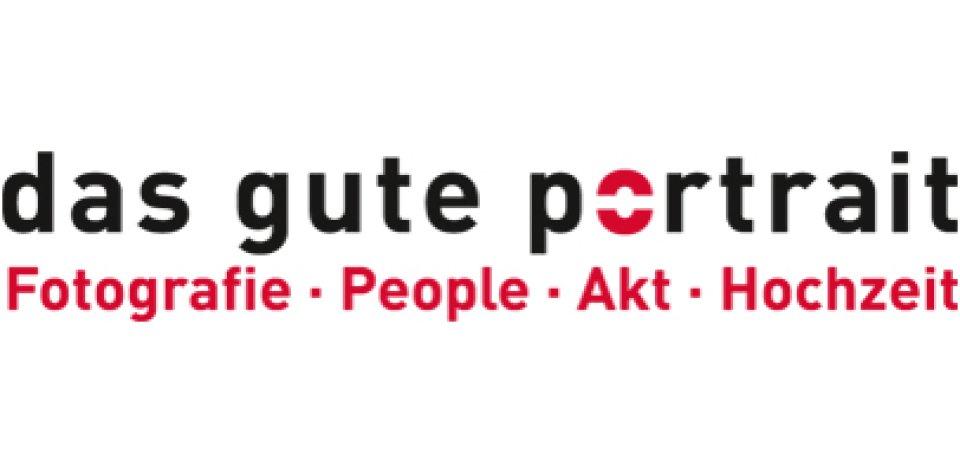 Logo das gute Portrait