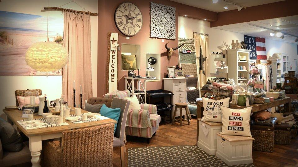 Die Innenansicht von Illy's Livingroom.