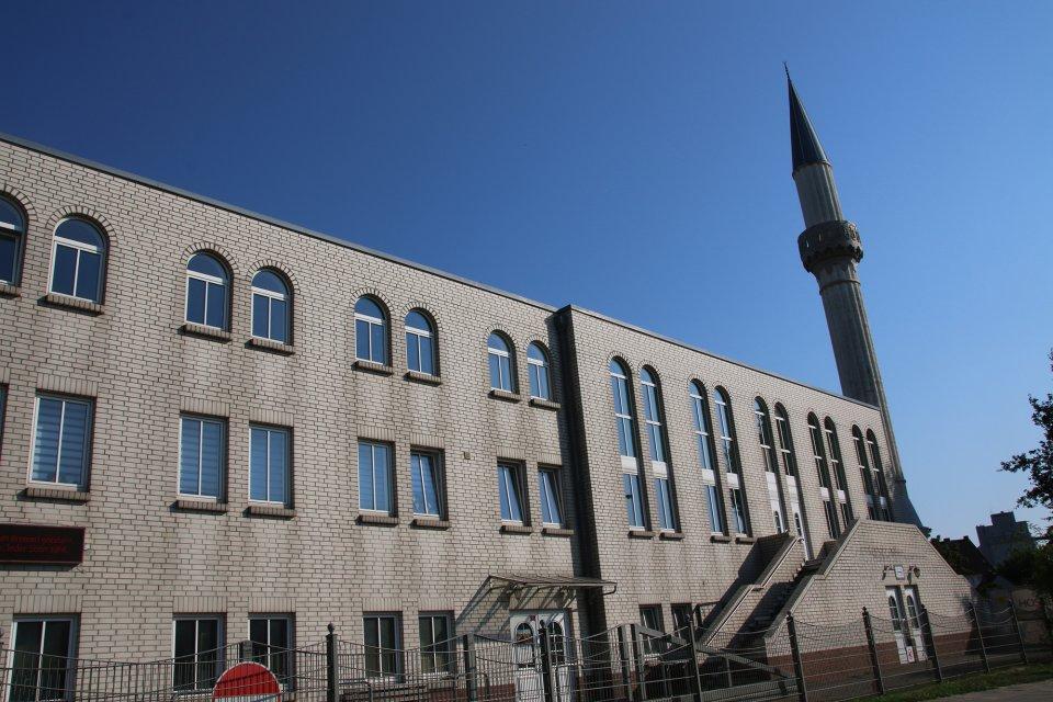 Die Fatih Moschee in Gröpelingen (Quelle: WFB)