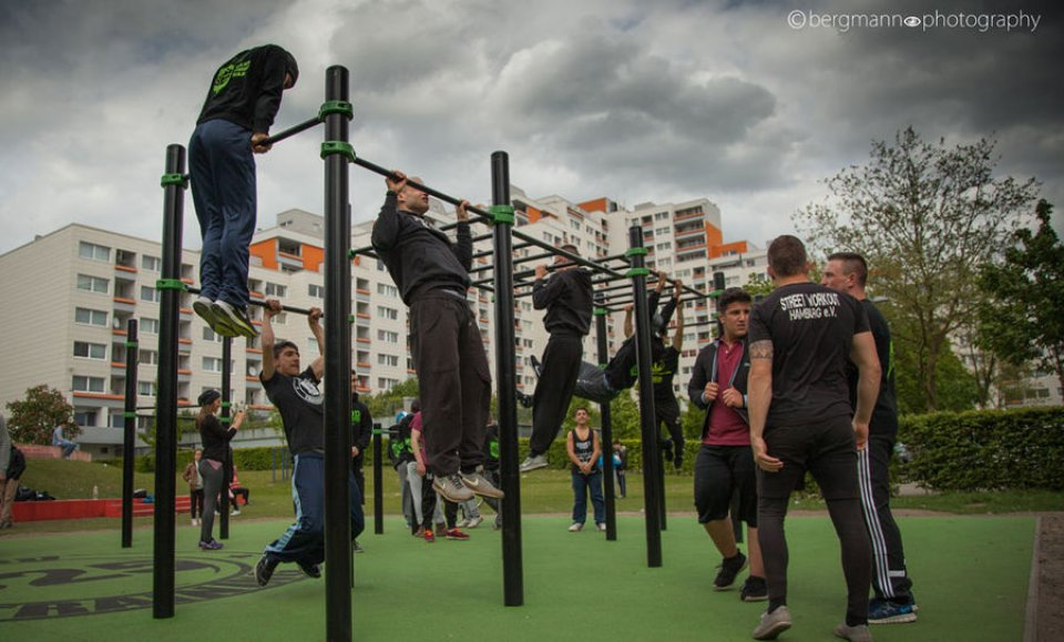 Fitness Park Tenever Hood Training