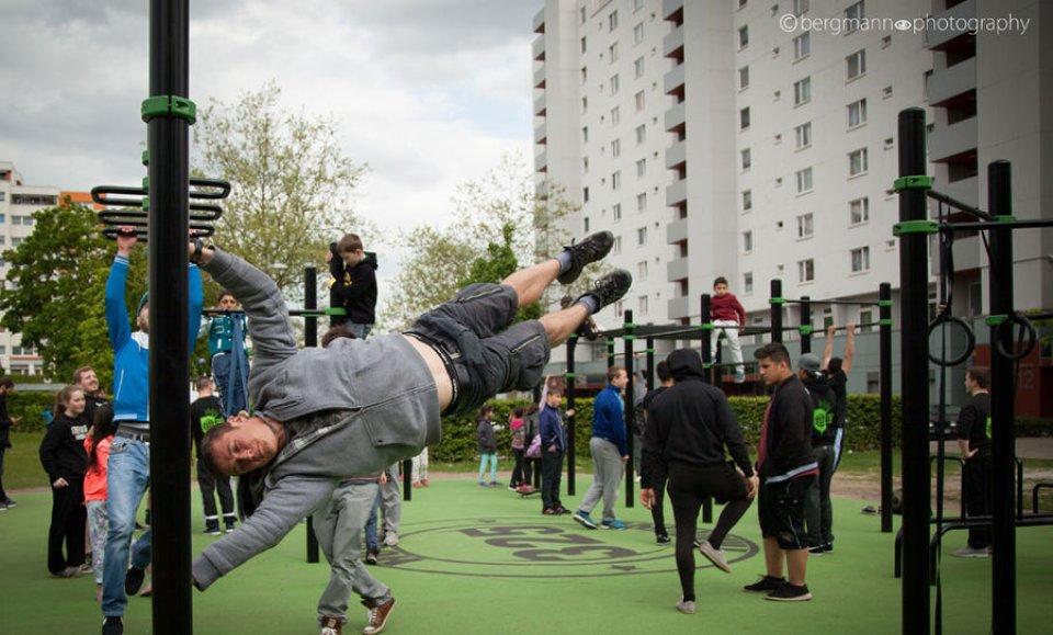 Fitnesspark Tenever Hood Training