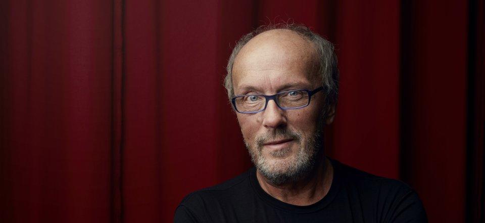 Porträt des Kabarettisten Hans Werner Olm.