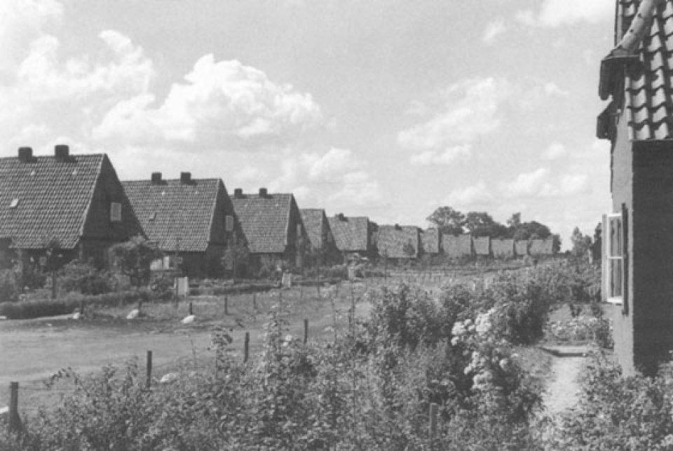 Reihenhaussiedlung Grolland 1935