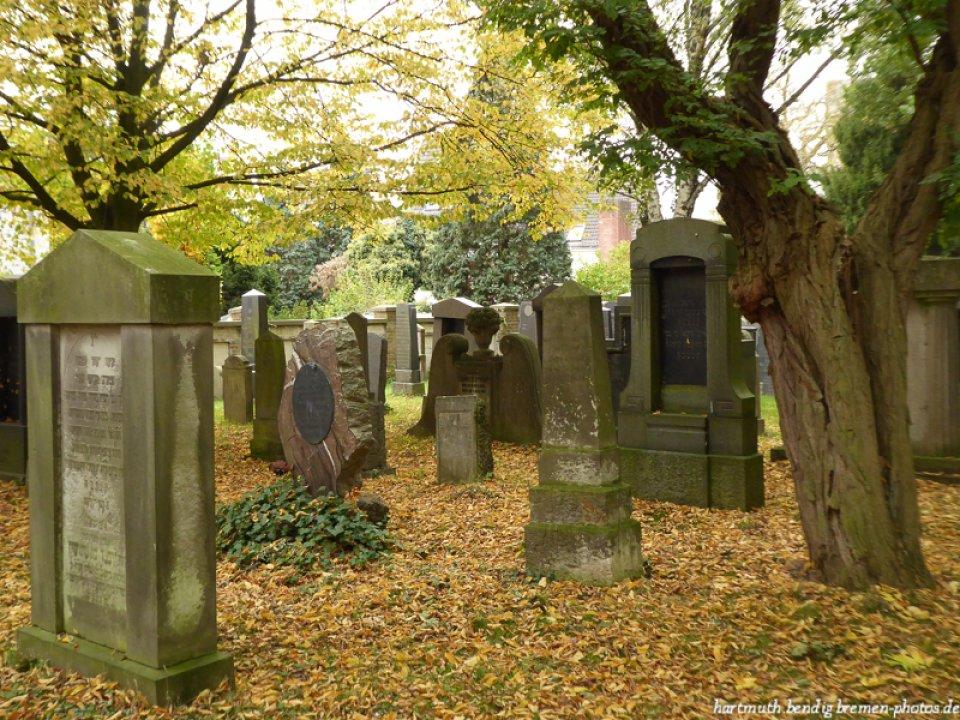 Jüdischer Friedhof Hastedt