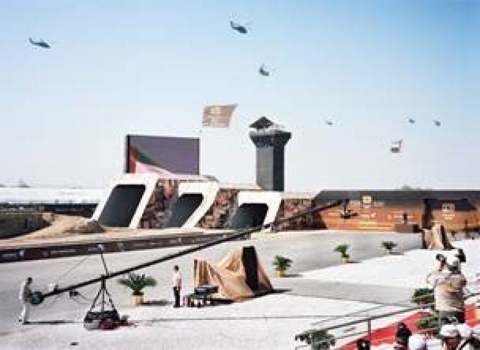 Helikopterschau