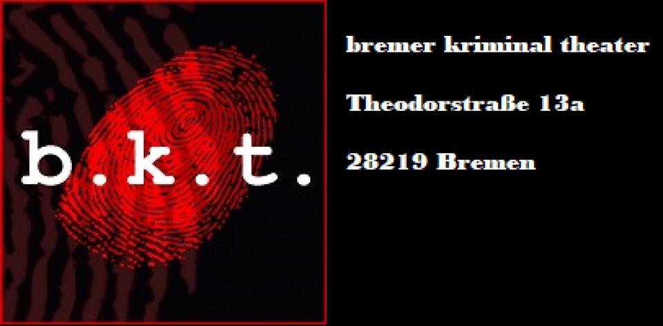 Logo Bremer Kriminal Theater