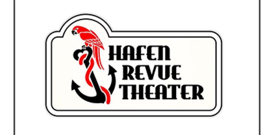 Logo Hafen Revue Theater Adventskalender