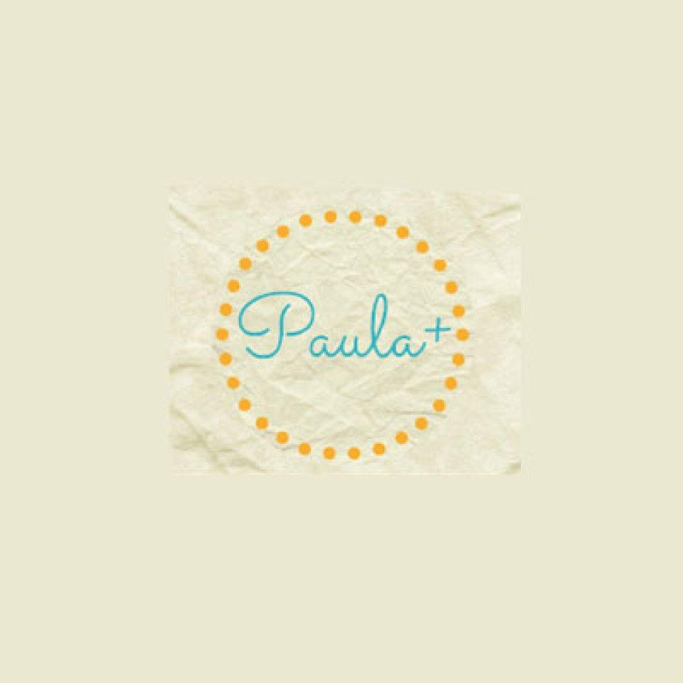 Das Logo von Paula Plus